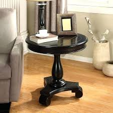 black round end table runners target