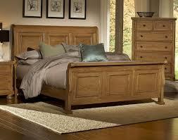 vaughan bassett furniture bed 550 reflections oak vintage bassett furniture bedroom sets