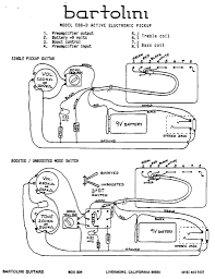 wiring diagrams bartolini pickups electronics e88 d active humbucker wiring