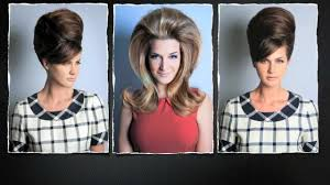 60s Hair Style 60s beehive bouffant hair youtube 4929 by wearticles.com