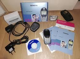 Siemens S55 - mobilní telefon včetně ...
