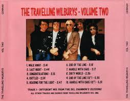 traveling wilburys vol 2 beta cd