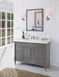 fairmont rustic chic vanity