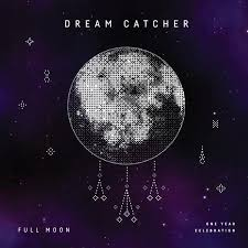"Asian Dream Catcher Dreamcatcher's anniversary song ""Full Moon"" was a pleasantly 80"