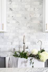 should you use marble in the kitchen