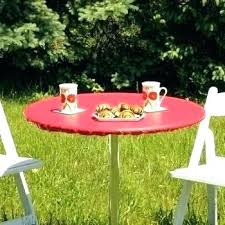 fitted plastic table cloth tablecloths vinyl tablecloth clear picnic covers round t