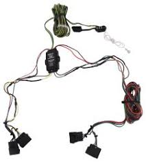trailer wiring harness installation 2008 ford edge video hopkins custom tail light wiring kit for towed vehicles