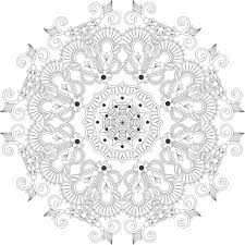 12 Coloriages Anti Stress Imprimer Superbes Mandalas Zen