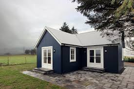 The Wee House Company   Small House BlissA small traditionally styled Scottish house by modular builder The Wee House Company  This