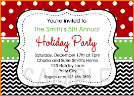 Free Holiday Party Templates 9 Free Office Holiday Party Invitation Template St