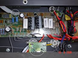 vox ac15cc mod guide guitar news daily this picture shows the power transformer along the wires are cable ties that neatly bundle the wires together cut these cable ties to the wires