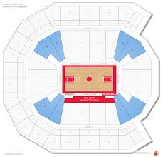 Pinnacle Bank Arena Seating Chart Tool Pinnacle Bank Arena Nebraska Seating Guide Rateyourseats Com
