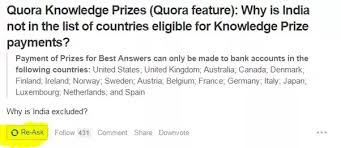how do you post a question on quora check if your question appears in the list of questions if yes select that question to see the various answers previously written you also choose to