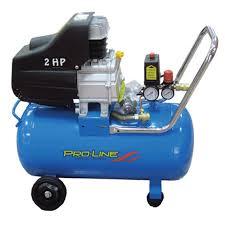 2hp air compressor 1500w 115v 50l