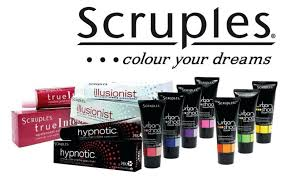 Scruples Hair Colour Chart Scruples Hair Color Chart