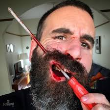 self taught special effects makeup artist