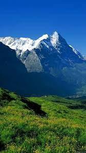 1080p Green Mountain Wallpaper Hd ...