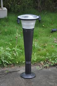 Outdoor Solar Lighting Best Solar Lights For Garden Ideas UK - Exterior bollard lighting
