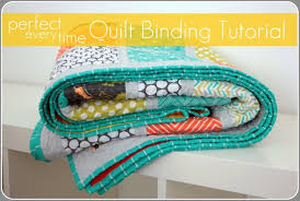 TUTORIAL* Perfect Every Time Quilt Binding | Vanilla Joy & I've tried lots of times to bind a quilt with my sewing machine and it  never looked as good as I wanted it to. For years I've been hand sewing my  bindings, ... Adamdwight.com