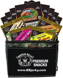 best gifts for diabetic men beef y variety pack
