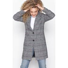 Jacqueline De Yong Size Chart Abrigo Jdyemma Check Jacket Otw Hab