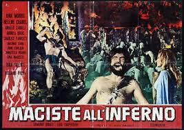 Cinema-dingus Maciste the Inferno Morris, CHANEL, Zanolli, Freda | eBay