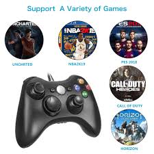 Horizon is the world's most powerful xbox 360 modding tool. Video Game Consoles Accessories Regemoudal Xbox 360 Pc Game Wired Controller For Microsoft Xbox 360 And Windows Pc Windows 10 8 1 8 7 With Dual Vibration And Ergonomic Wired Game Controller Electronics