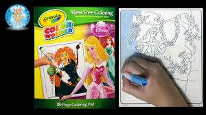 Small Picture Crayola Color Wonder Disney Princess Coloring Book Aurora Sleeping