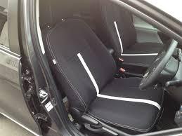 photo2 toyota prius c aqua genuine rhd dress up seats covers nhp10 jdm 2016