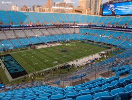 Bank Of America Stadium Section 547 Seat Views Seatgeek