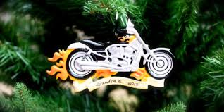 The 12 Worst Motorcycle-Themed Christmas Ornaments We Could Find