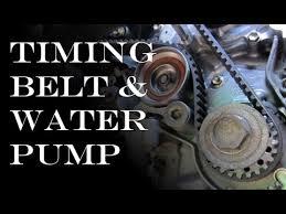 timing belt waterpump replacement toyota lexus v6 timing belt waterpump replacement toyota lexus v6
