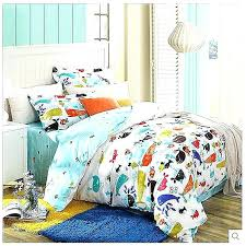 space toddler bedding set sets awesome animal print cute white affordable cotton kids idea outer woodland toddler bedding animal zoo safari set
