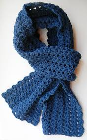 Crochet Patterns For Scarves Interesting Enjoy Cold Winter With The Warm Scarf Crochet Patterns YishiFashion