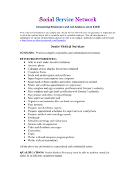 How To Write Resume Job Description Job Description Examples For Resume Shalomhouseus 7