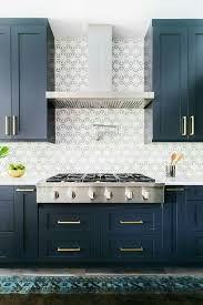 Blue Kitchen Designs Enchanting Pin By Ashlen R On Home Pinterest Kitchen Kitchen Design And