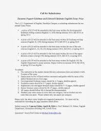 spring break essay essay paper propaganda essay writing a college  the longest island call for submissions 2014 popper edelman essay prizes