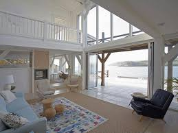 home office renovation ideas. Home Office Renovation Ideas Livingroom To Patio Sea View Casestudy Contemporary Douglasfir Framed Newbuild Stmawes Cornwall E