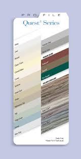 Aluminum Siding Colors Chart Where To Buy Alcoa Siding