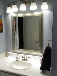 above mirror lighting. Amazing Of Over Mirror Bathroom Light 25 Best Ideas About Lights On Pinterest Above Lighting E