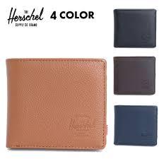 herschel supply herschel supply wallet two fold hank xl leather wallet 4 color expansion