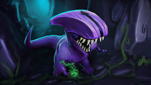 dota 2 faceless void monsters fantasy games teeth