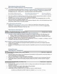 Functional Resume Sample For Career Change Fresh 51 Beautiful