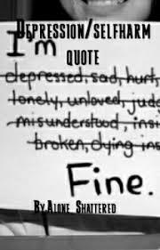Depression Quote Gorgeous DepressionSuicide Quotes Quote 48 Wattpad