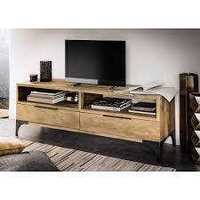 Mango Living Room Furniture Porta Tv In Massello Di Mango L 145 Cm Metropolis Maisons Du