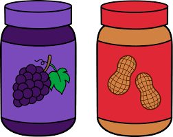peanut butter and jelly clipart. To Peanut Butter And Jelly Clipart