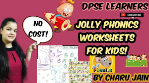 Using a synthetic phonics approach, jolly phonics teaches children the five key skills for reading and writing. Worksheets For Jolly Phonics Worksheets For Sounds How To Teach Sounds To Kids Sounds At Home Youtube