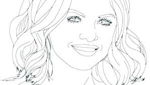 selena gomez coloring pages dreaded for kids big of and coloring pages general justin bieber
