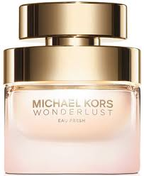 <b>Michael Kors Wonderlust Eau</b> Fresh Eau de Toilette, 1.7-oz ...