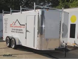 Utility Trailer Racks 1353464